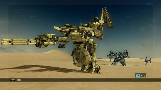 Nuevos detalles e imágenes de Armored Core: Verdict Day
