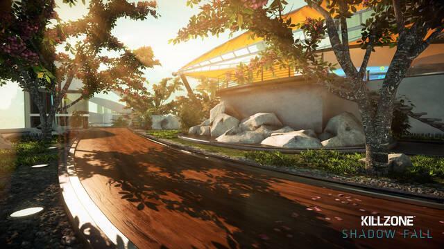 Los mapas para el multijugador de Killzone: Shadow Fall  serán gratuitos