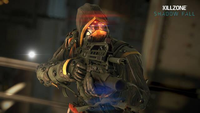 Los agentes de la Mano Negra se muestran en las nuevas imágenes de Killzone: Shadow Fall