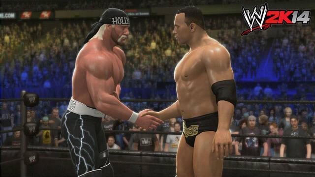 Se anuncia un nuevo modo de juego para WWE 2K14