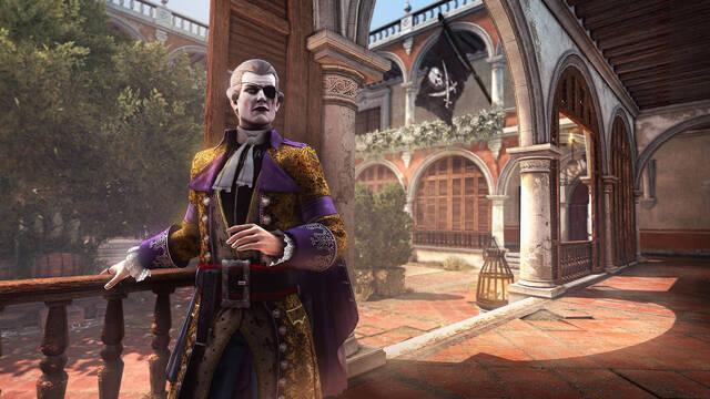 Nuevas imágenes del modo multijugador de Assassin's Creed IV: Black Flag