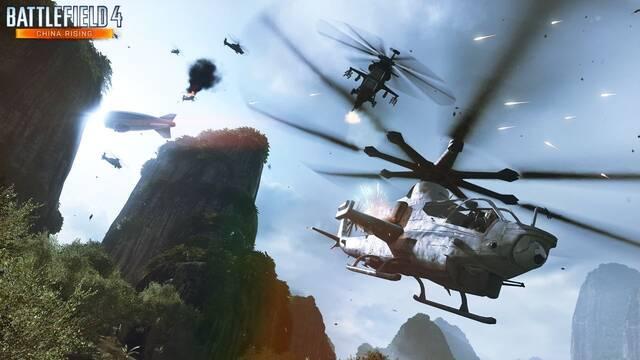 China prohíbe el juego Battlefield 4