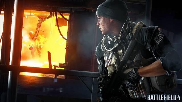 Battlefield 4 se muestra en dos nuevas imágenes