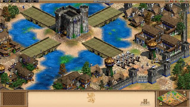 Age of Empires II HD recibirá una nueva expansión