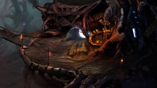 Primera imagen de la jugabilidad de Torment: Tides of Numenera