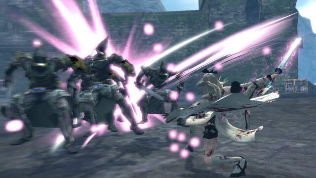 Drakengard 3 se muestra en nuevas imágenes
