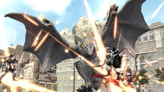 El director creativo de NieR habla de la idea de remasterizar 'Drakengard'