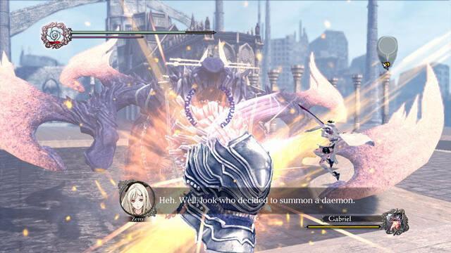 Nuevas imágenes de Drakengard 3