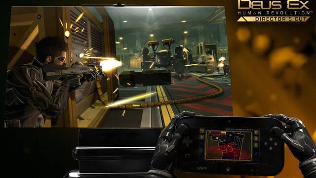Deus Ex: Human Revolution - Director's Cut anunciado oficialmente para Wii U