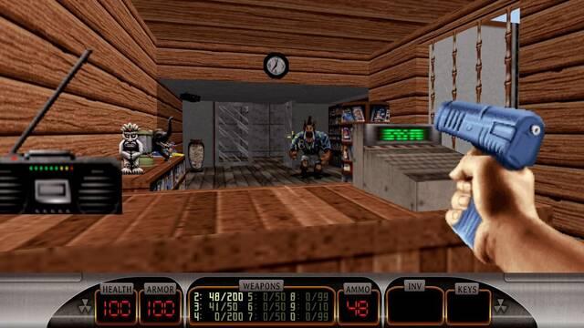 Nuevas imágenes y vídeos de Duke Nukem 3D: Megaton Edition