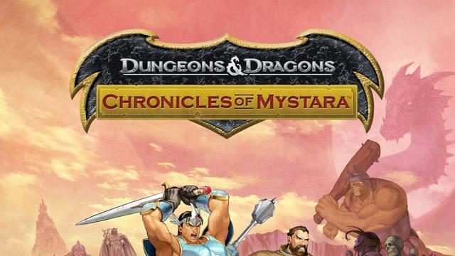 Dungeons & Dragons: Chronicles of Mystara nos muestra su primer tráiler