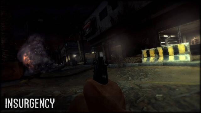 Insurgency se muestra en nuevas pantallas