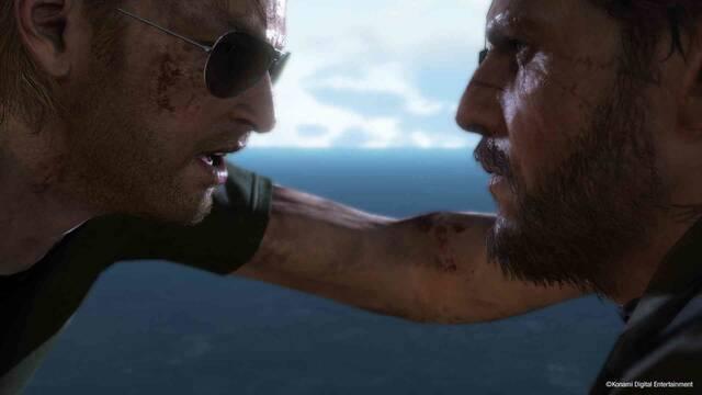 Metal Gear Solid V: The Phantom Pain muestra su tráiler del E3