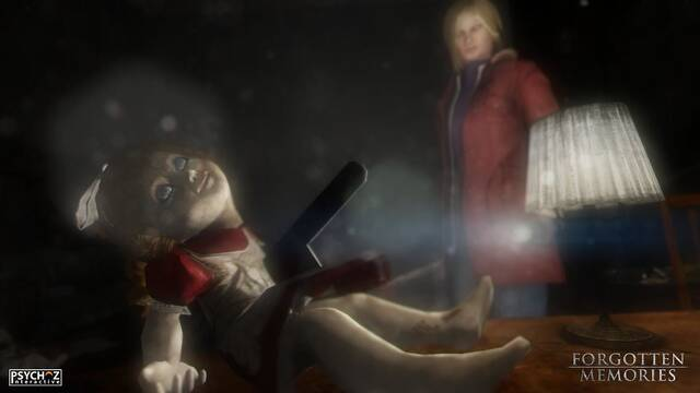 Dos nuevos tráilers de Forgotten Memories: Alternate Realities