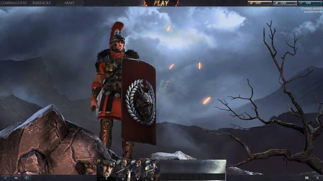 Comienza la alfa cerrada de Total War: Arena