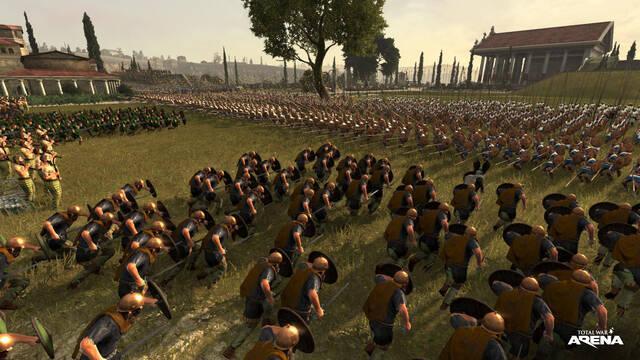 Total War: Arena cerrará sus servidores a comienzos de 2019
