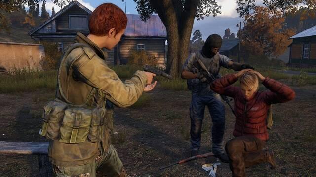 DayZ se sumará al catálogo de PS4 el próximo 29 de mayo