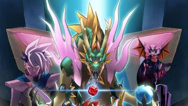 Treasure y Capcom muestran Gaist Crusher