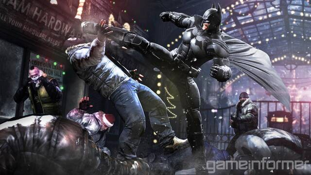 Nuevos detalles sobre Batman: Arkham Origins