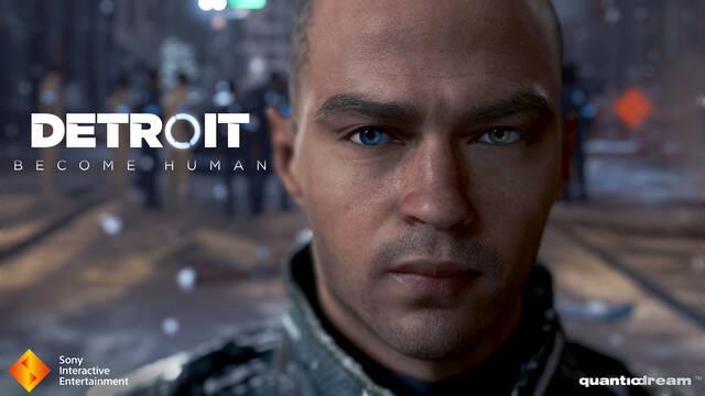 Nuevo gameplay y detalles de Detroit Become Human