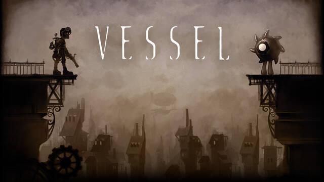 Vessel llega este año también a consolas