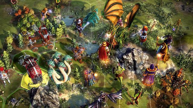 FX Interactive trae Eador: Masters of the Broken World en una edición especial en castellano