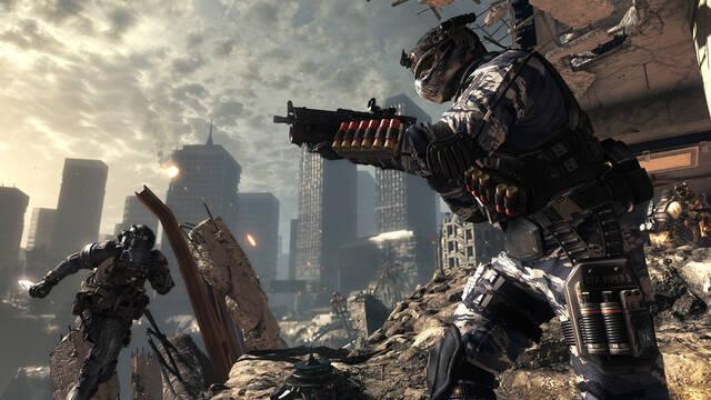 El multijugador de Call of Duty: Ghosts se muestra en acción por primera vez