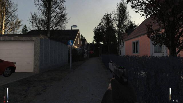 Disponible en Steam un juego gratuito de terror, Cry of Fear