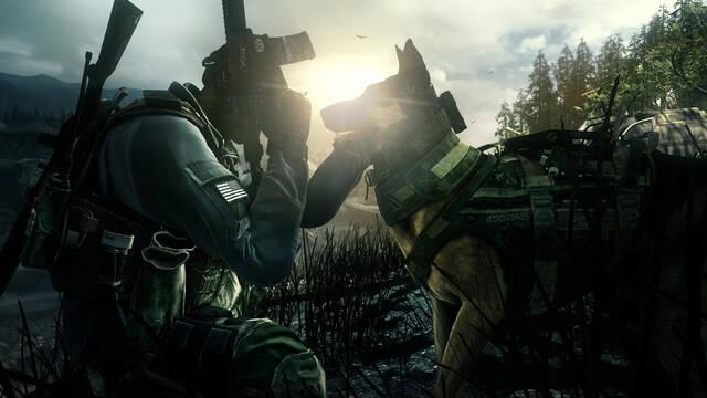 Call of Duty: Ghosts muestra dos demos en movimiento