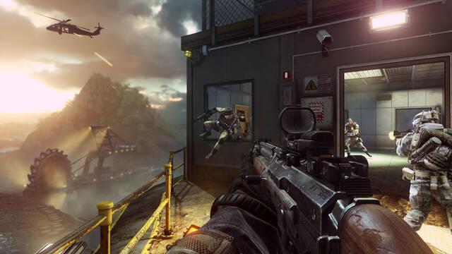 Devastation para Call of Duty: Ghosts llegará a PS3, PS4 y PC el 8 de mayo