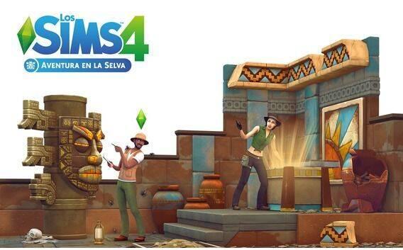 Los Sims pronto vivirán una aventura en la selva