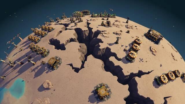 Planetary Annihilation llega en acceso anticipado el 20 de junio