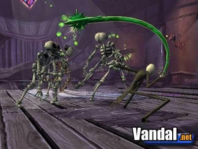 Primeras imágenes de Pesadilla Antes de Navidad en PS2
