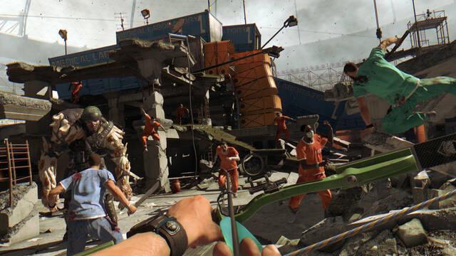 Techland presenta los 'Niveles Legendarios' para Dying Light
