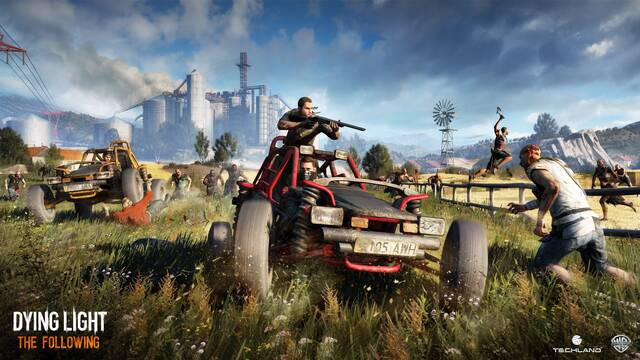 Dying Light: The Following nos muestra un nuevo adelanto de su historia en vídeo