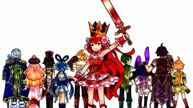 Primeras imágenes de Battle Princess of Arcadias