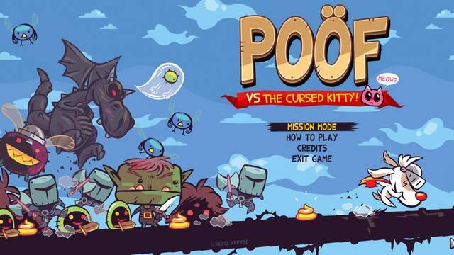 El ex director creativo de Arkedo anuncia su primer juego, Poöf