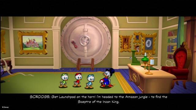 DuckTales Remastered se muestra en nuevos vídeos e imágenes