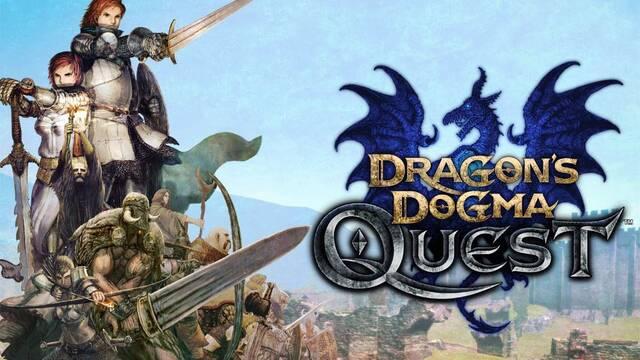 Primeras imágenes e ilustraciones de Dragon's Dogma Quest