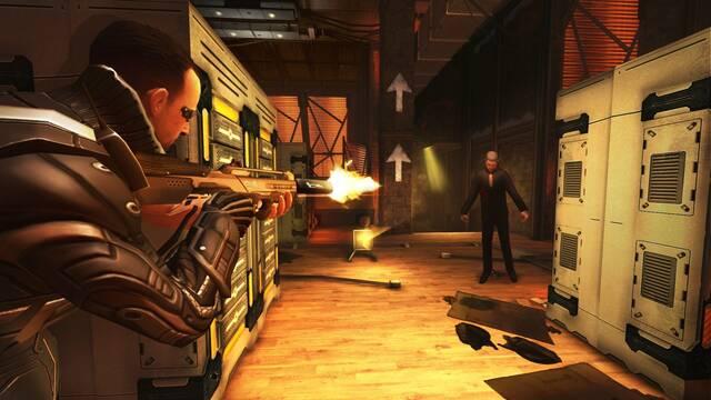 Deus Ex: The Fall presenta su tráiler de lanzamiento
