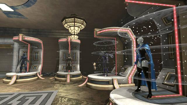 DC Universe Online introduce las armerías