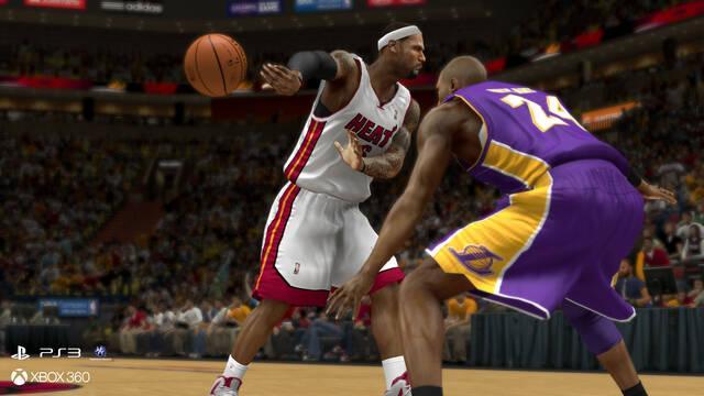 Anunciadas algunas de las novedades de NBA 2K14