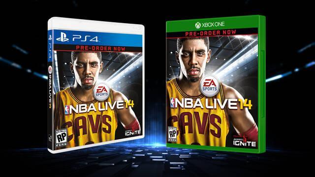 EA Sports enseña cómo lucirá NBA Live 15
