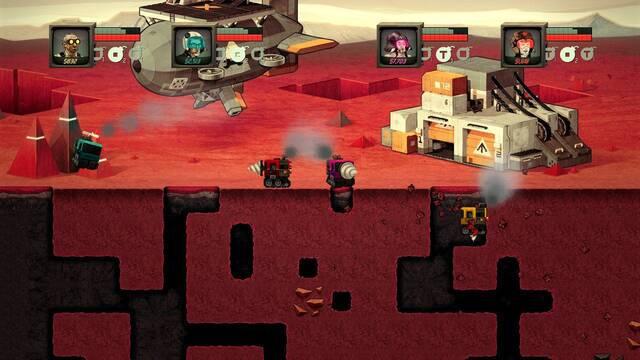 Anunciado Super Motherload para PlayStation 4 y PS3