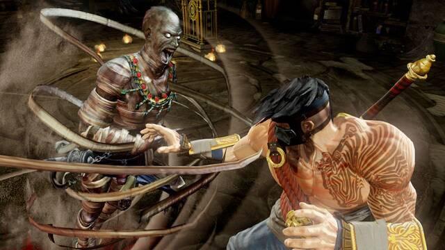 Se muestra en vídeo Kan-Ra, el nuevo luchador de Killer Instinct