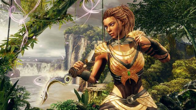 Maya protagoniza las nuevas imágenes de Killer Instinct