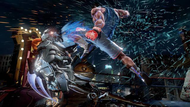 TJ Combo se muestra en las nuevas imágenes de Killer Instinct