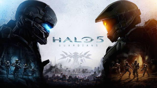 Halo 5 sin actualización en Xbox Series X/S