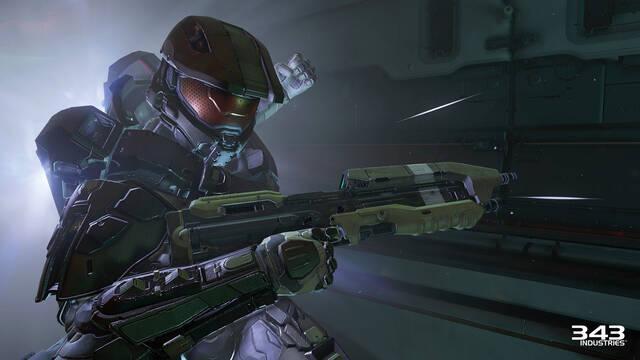 Analizan las mejoras técnicas y visuales de Halo 5: Guardians en Xbox One X