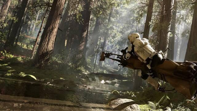Primera imagen de Star Wars: Battlefront; se lanzará el 17 de noviembre
